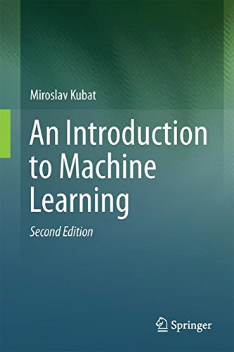 An Introduction to Machine Learning by Springer
