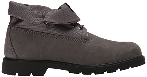 Basic Timberland Grey Single Men's Nubuck Top Roll zOSfZWOq