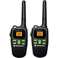 Motorola MD200R FRS Two-Way - 20 Mile Radio Pack - Black