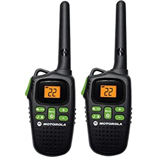Discount Motorola MD200R FRS Two-Way - 20 Mile Radio Pack - Black