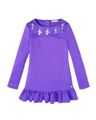 Juicy Couture Ruffle Dress - 8