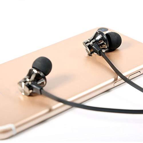 XT11 Sports Earphones Magnetic Smart Stereo Headphones Wireless sports universal headphones Sports Earphone – Gray