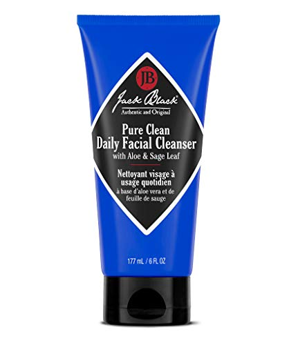 Jack Black Pure Clean Daily Facial Cleanser, 6 fl. oz.