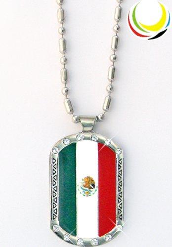 Dog Tag MEXICO