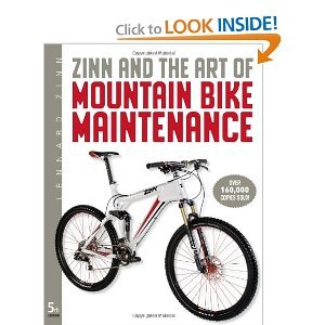 Read Online Zinn & the Art of Mountain Bike Maintenance 5th (Fifth) Edition byTelander ebook
