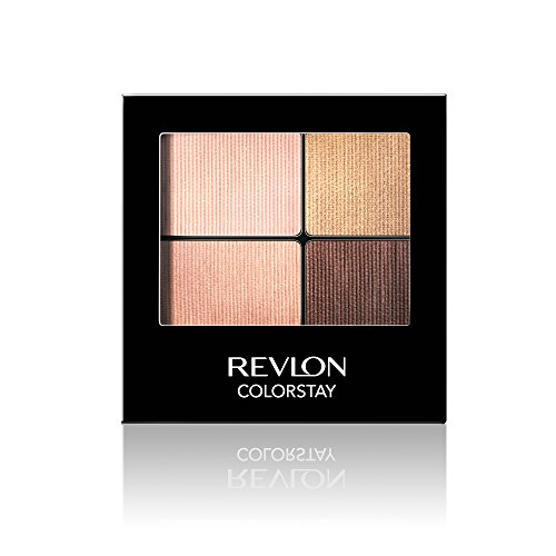 Revlon ColorStay 16 Hour Eye Shadow Quad, Decadent