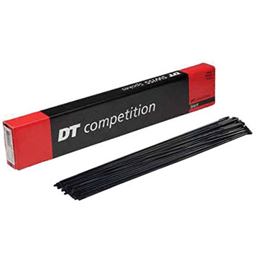 DT Swiss Competition Straight-Pull 295mm Black Spokes -