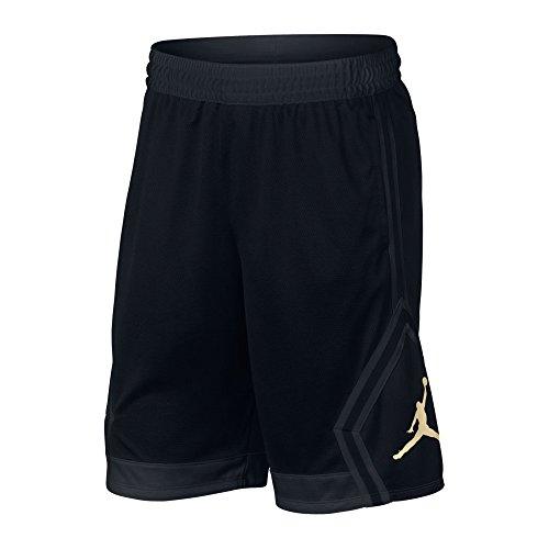 Gold Rise Schwarz Nike Herren Diamond Short qXYZZTCx