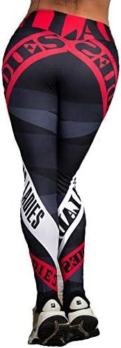 レディースジャージ上下セット 女性のランニングジムストレッチスポーツパンツズボンハイウエストヨガフィットネスレギンス (色 : 赤, サイズ : XL)
