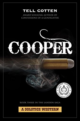 Cooper (The Landon Saga Book 3) by [Cotten, Tell]
