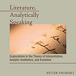 Literature, Analytically Speaking
