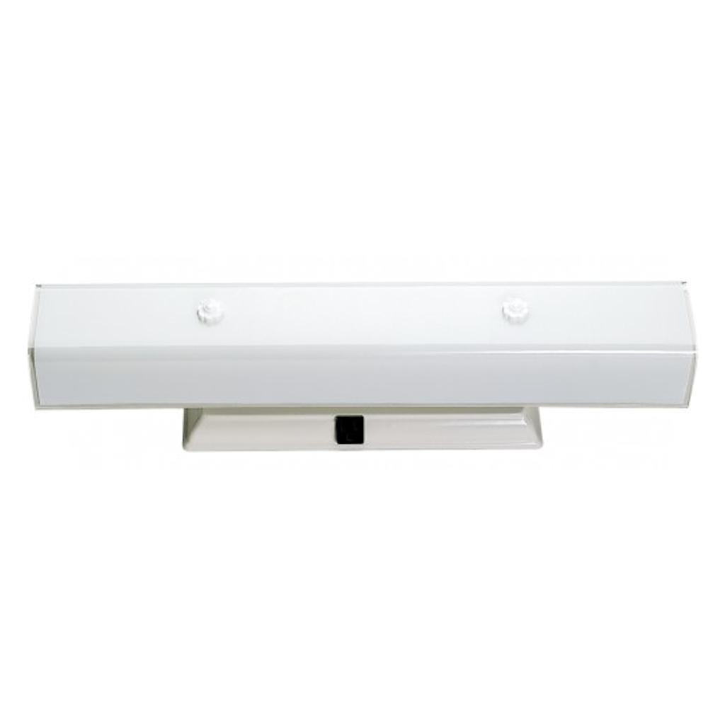 Nuvo sf77 088 with u channel glass 4 light vanity lighting fixtures amazon com