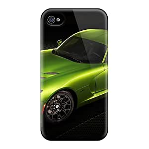 MDCH Case Cover For Iphone 4/4s - Retailer Packaging 2014 Srt Viper Protective Case