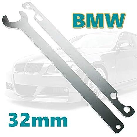 Embrague de ventilador GoldenTrading llave titular Removal Tool para BMW E34/E39/E36/E46/E90 32mm: Amazon.es: Coche y moto