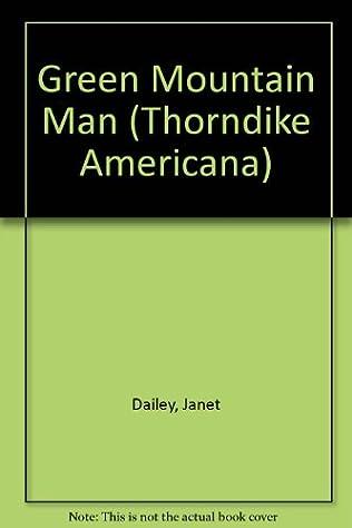 book cover of Green Mountain Man