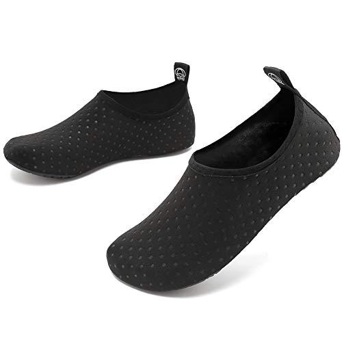 Shoes VIFUUR Yoga Aqua Quick Men Exercise Beach Black2 for Pool Unisex Shoes Water Women Drying rrwtA5qvZ