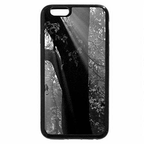 iPhone 6S Plus Case, iPhone 6 Plus Case (Black & White) - AUTUMN RAY