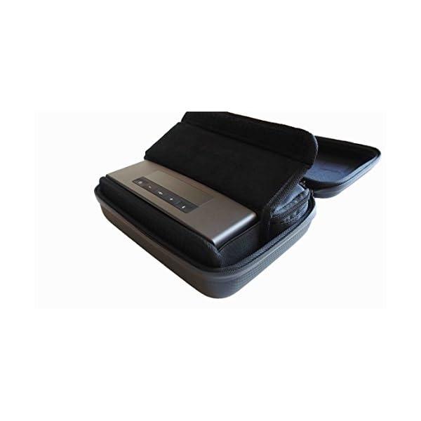 Étui de transport étui de protection boîte de rangement sac de voyage pour Bose SoundLink Mini 1 2 Enceinte Bluetooth 7