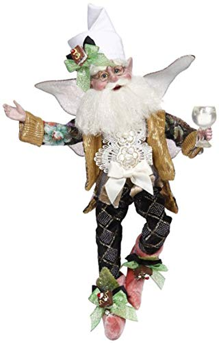 Mark Roberts Fairies, Purveyor of Party Fairy 51-97610 Small 10 Inches 2019 Collection