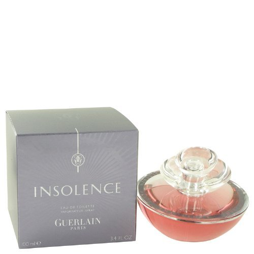 Insolence by Guerlain Eau De Toilette Spray 3.4 oz -100% Authentic ()