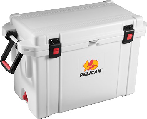 Pelican Elite Cooler 95 Quart - Wht