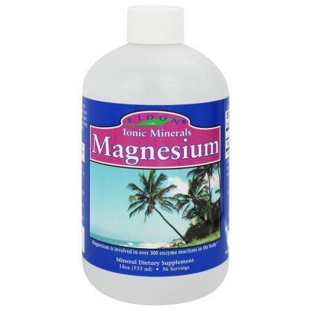 Eidon Ionic Minerals Magnesium (Magnesium Ionic Mineral Eidon 19 oz Liquid)