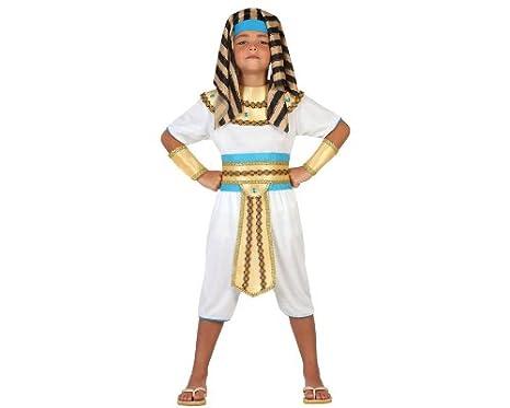 Costume Da Egiziano Per Bambino (5 6 Anni)  Amazon.it  Giochi e ... edb8c3568cc