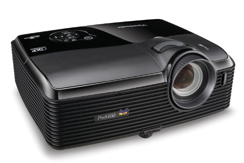 ViewSonic PRO8400 4000 Lumens 1080p HDMI Home Theater Projector