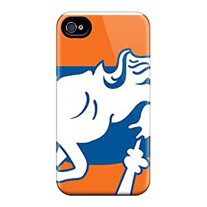 Iphone 6plus RUA19766lXVj Customized Lifelike Denver Broncos Pattern Durable Hard Cell-phone Cases -KellyLast
