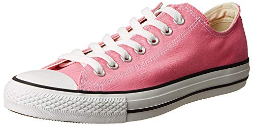Converse Converse All Star Lo Casual Shoes, Pink,  10 B(M) US Women / 8 D(M) US Men (Chuck Pink Women Taylor Converse)