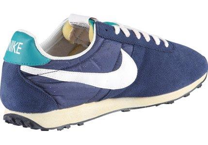 huge selection of 30064 ae537 Nike Pre Montreal Racer Vintage VNTG Zapatillas deportivas, Color:azul  oscuro/blanco;Talla:EUR 46: NIKE: Amazon.es: Zapatos y complementos