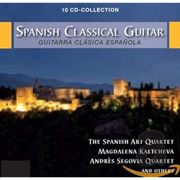 Spanish Classical Guitar/ Guitarra Clásica Española: Magdalena ...