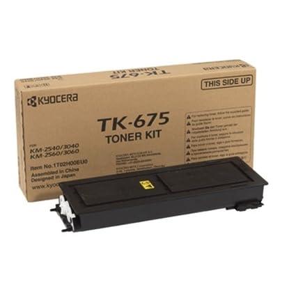 Kyocera 1T02H00EU0 - Tóner para impresora KM 2540/2560/3040 ...