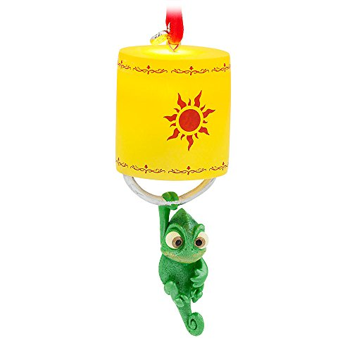 - Disney Pascal Light-Up Sketchbook Ornament