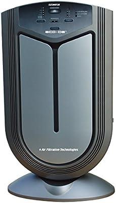 ECO-DE ECO-3900 ECO-3900-Purificador de Aire 9 en 1, Color Negro ...