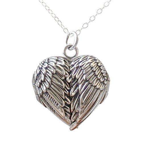 Sterling Silver Necklace Memorial Jewelry product image