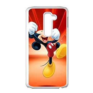 Disney Mickey Mouse Design Best Seller High Quality Phone Case For LG G2