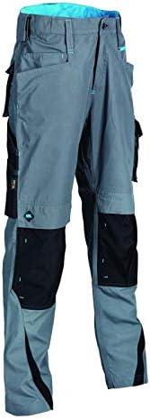 OX Tools OX-W551136 OX Ripstop Trouser-Graphite-36-Reg Graphite Reg 36