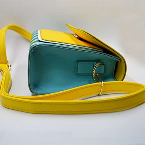 Multi Crossbody Bags Yellow Bag Fruit Leather Bag Summer Watermelon Shoulder Color xtwq84