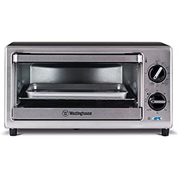 Amazon Com Westinghouse Wto2010s 4 Slice Toaster Oven 10