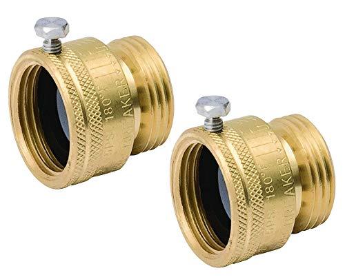 Mueller/B & K 108-904RP Backflow Preventer-Vacuum Breaker (2 -