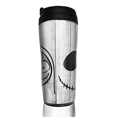 Wodehous Adonis The Nightmare Before Christmas Stylish Insulated Traveler Coffee Mug Tumbler Coffee Cup 12 Ounce]()
