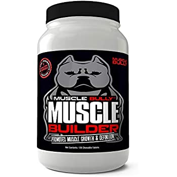 Amazon com : Muscle Bully Gains - Mass Weight Gainer, Whey