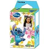 Fujifilm Instax Mini Film for Instant Mini 7S Instax Mini 8 Instant Mini 25 Instax Mini 50S Instant Mini 90 Film Camera - Stitch, 10 Sheets