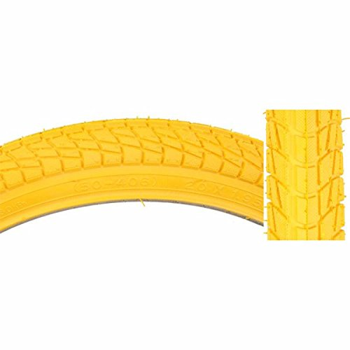 yellow bike tires - 4