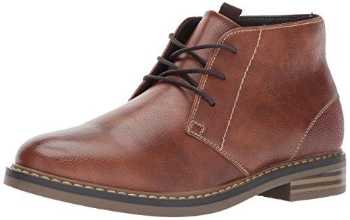 Madden Men's M-Edict Chukka Boot, Cognac, 10 M US