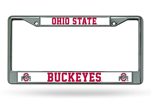 NCAA Ohio State Buckeyes Chrome -