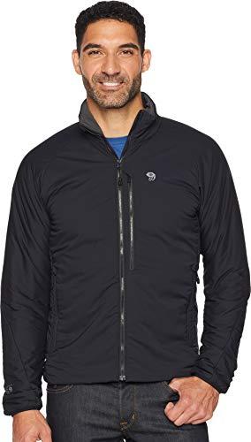 (Mountain Hardwear KOR Strata Jacket - Men's Black Small )