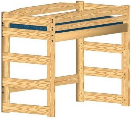 Come Si Costruisce Un Letto A Castello.Letto A Soppalco Woodworking Plan Non Un Letto Per Costruire Il