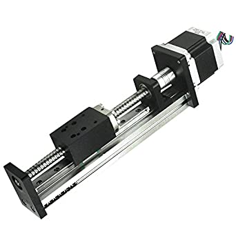 FUYU FSL40 Linear Guide Slide Table Ball Screw Motion Rail
